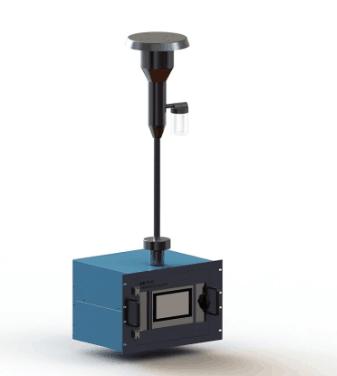 双通道颗粒物监测仪DB-D15